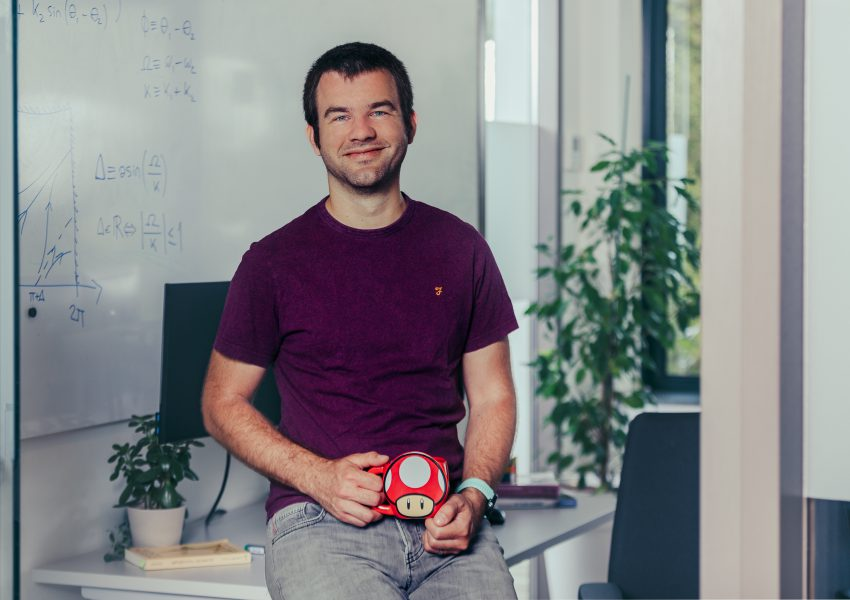 Improving science and increasing human knowledge: Patrick's story