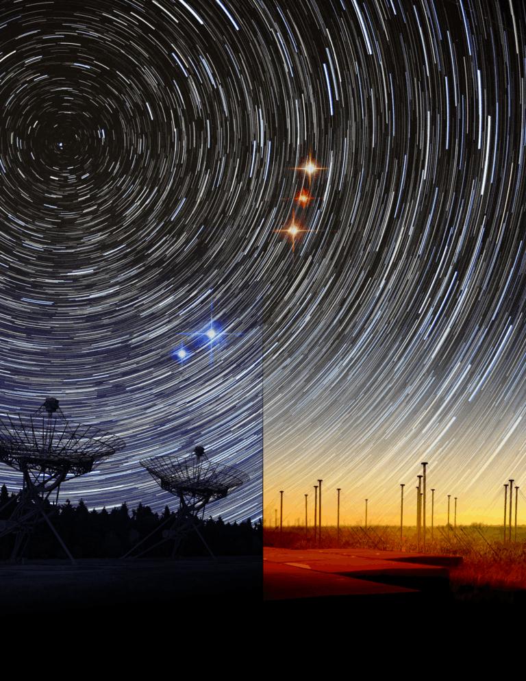 Satellites - Fast Radio Bursts